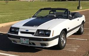 1985 Mustang GT Convertible 5-Speed Rare No Reserve - Classic Ford Mustang 1985 for sale
