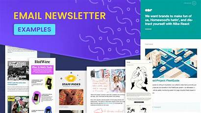 Email Newsletter Examples Marketing Newsletters Education Write