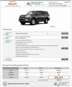 toyota 4runner invoice price new sr5 4x4 invoice and sales With toyota 4runner invoice price