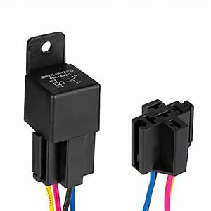 Where To Find Relay Pigtail 4 Pin