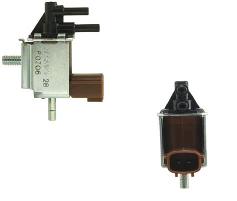 New Egr Valve Control Switch Vacuum Solenoid For Nissan