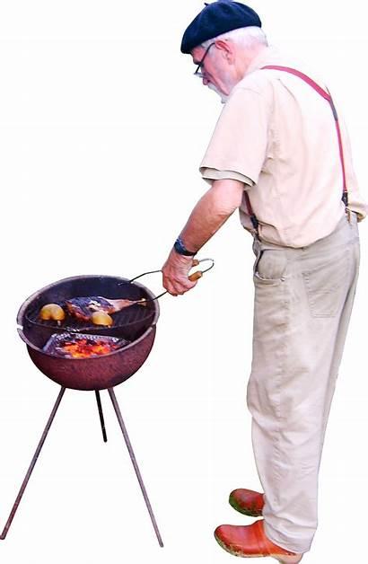 Bbq Photoshop Barbeque Grilling Skalgubbar Cut Cooking