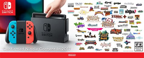 Nintendo Reveals Upcoming Indie Games Coming To Switch