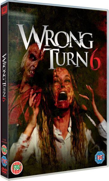 wrong turn  dvd zavvicom