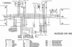 2007 Gsxr 750 Wiring Diagram