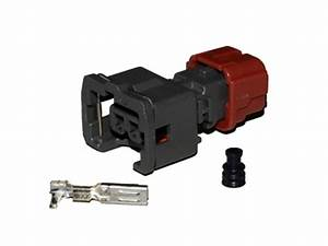 300zx  Z32  Early Style Fuel Injector Connector  U0026 Terminal