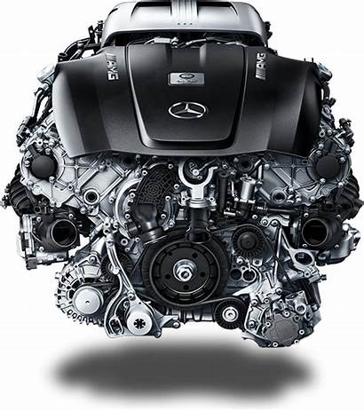 Engine Amg V8 Motors Biturbo Motor Mercedes