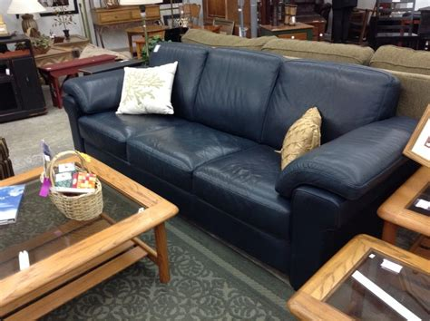 Navy Blue Leather Sofa And Loveseat by Natuzzi Leather Sofa Home Decor And Consignment Blue