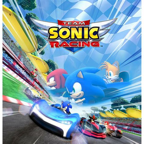 Team Sonic Racing - Awesome Games Wiki