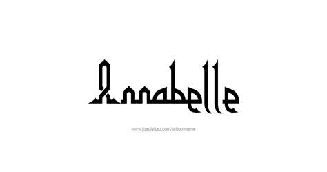 annabelle  tattoo designs