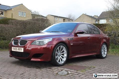 2005 M5 Mseries M5 For Sale In United Kingdom