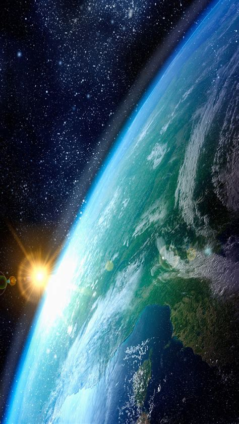 Best Iphone Wallpapers Space by 50 Space Iphone Wallpaper