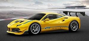 Ferrari 488 Challenge : 2017 ferrari 488 challenge racer revealed ~ Medecine-chirurgie-esthetiques.com Avis de Voitures
