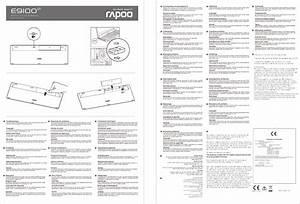 Rapoo Technology E9100p Wireless Ultra