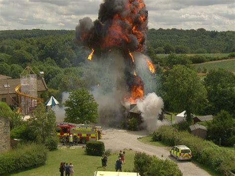 Helicopter Crash Emmerdale Wiki Fandom