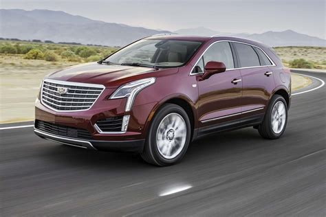 2017 Cadillac Xt5 First Look Review