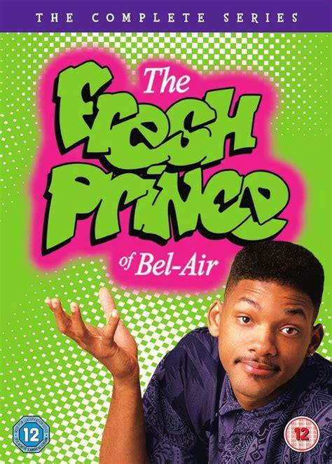 fresh prince  bel air collection dvd zavvi uk
