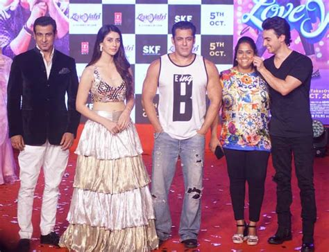 Loveyatri Celebrates The Journey Of Love With A Musical