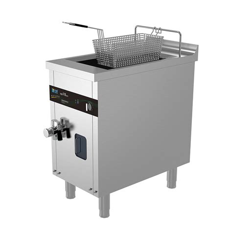 kw  litre induction fryer  commercial  smabo