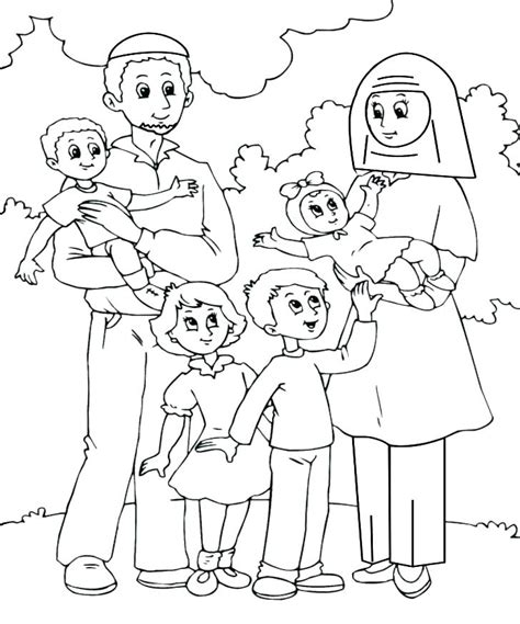 love  family coloring pages  getcoloringscom