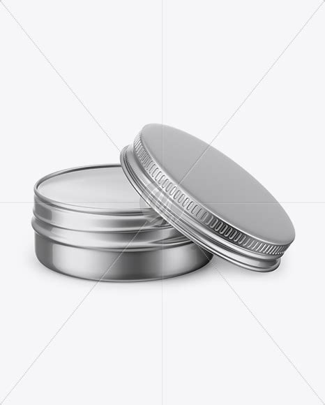Free levitating envelope mockups to showcase your branding stationery in a photorealistic style. Opened Metallic Lip Balm Tin Mockup - Front View (High ...