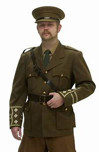 WW1 BRITISH OFFICER DRESS UNIFORM | Inspector Hound ...