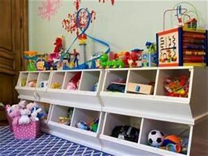 Rangement Jouet Enfant : rangements pour les jouets des enfants par accroalorganisation ~ Teatrodelosmanantiales.com Idées de Décoration