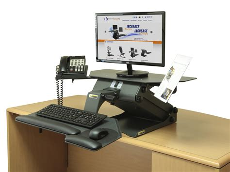 Best Standing Desk Converter For Laptop by Innovative Standing Desk Converters Designs Ideas