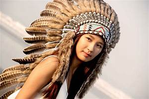 ON SALE Feathers Indian Headdress replica warbonnet native