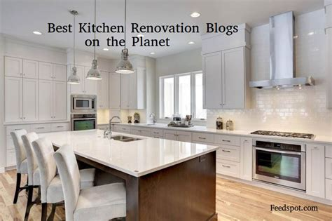 Top 60 Kitchen Renovation Blogs & Websites To Remodel Your