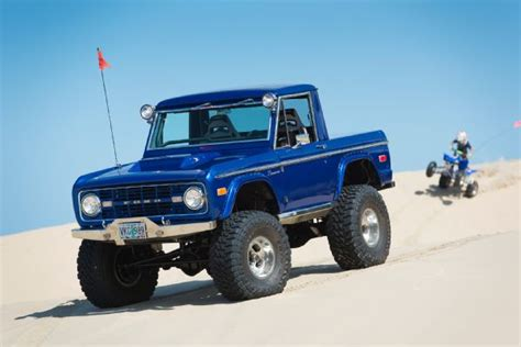 ford bronco  generation amazing photo gallery