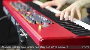 Nord Stage 2 Occasion : nord stage 2 ex overview youtube ~ Maxctalentgroup.com Avis de Voitures