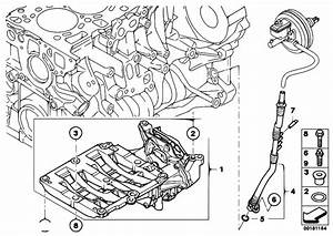 Original Parts For E91 320d N47 Touring    Engine   Vacuum