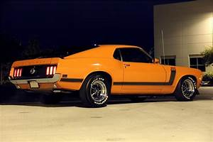 1970 FORD MUSTANG BOSS 302 2 DOOR COUPE - 96397