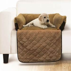 Pet parade sofa pet bed for cats puppies and small dogs for Dog couches for small dogs