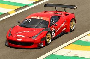 Ferrari 458 GT3 Video And Photos StartingGrid