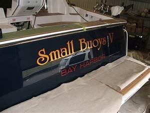 boat lettering bing images With boat name lettering design
