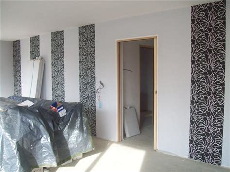 papier peint cuisine 4 murs papier peint 4 murs cuisine 3 d233co salon peinture et