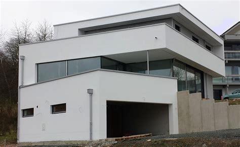 Moderne Häuser Bauplan by Moderne H 228 User Bauen Eine Moderne Villa Am Hang