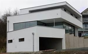 Moderne Häuser Bauen : moderne h user bauen eine moderne villa am hang ~ Buech-reservation.com Haus und Dekorationen