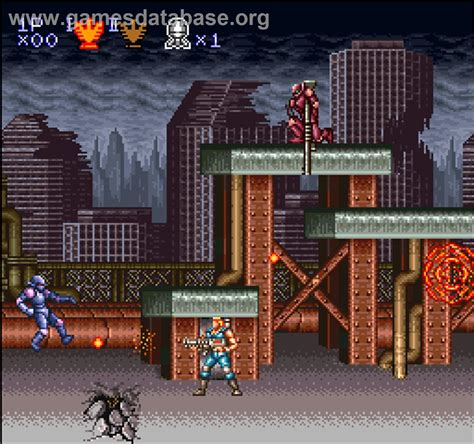 Contra 3 The Alien Wars Arcade Games Database