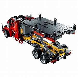 Lego Technic Camion : jouet 39 lego technic le camion remorque 39 sur ~ Nature-et-papiers.com Idées de Décoration