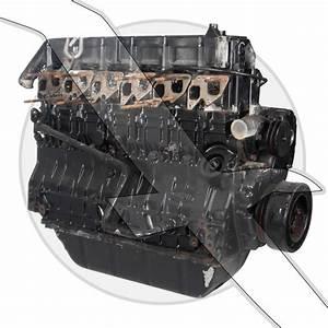 4 2l 254ci Vm Mercruiser Diesel Long Block 4 2 254 Marine