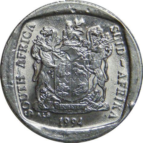 1 rand south africa suid afrika afrique du sud numista