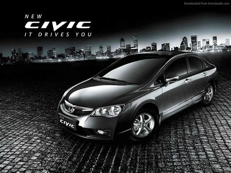 Black-new-honda-civic-cars-wallpaper-hd