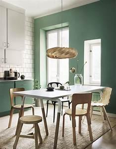 Nos idees decoration pour la cuisine elle decoration for Deco cuisine avec chaise blanche de cuisine