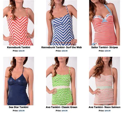 42355 Target Swimwear Coupon Code by Downeast Basics Swimwear 50 Freebies2deals