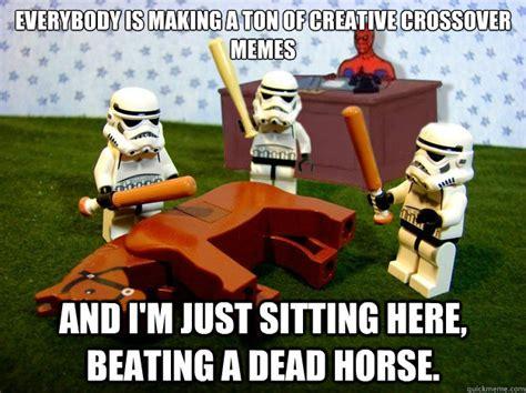 Beating A Dead Horse Meme - beating dead horse meme