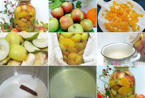 Ābolu kompots ar apelsīniem ziemai - Laiki mainās! | Food ...