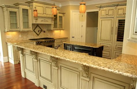 kitchen cabinets antique white glaze kitchen cabinets with antiquing glaze in classic kitchen 7996